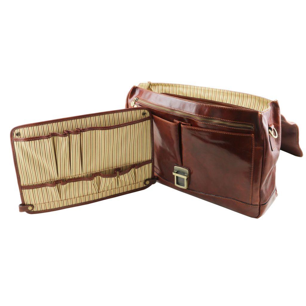 Tuscany Leather Mantova nahkasalkku