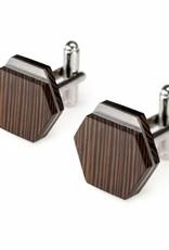 Bug Wooden Wenge / Stainless steel kalvosinnapit
