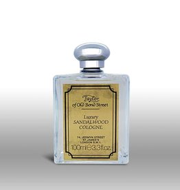 Taylor Of Old Bond Street Sandalwood Gologne 100ml