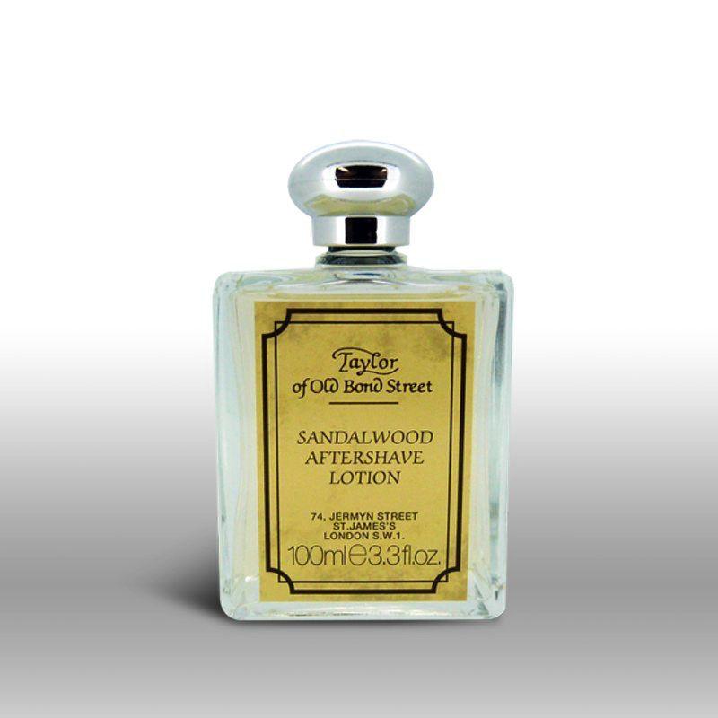 Taylor Of Old Bond Street Sandalwood Aftershave lotion