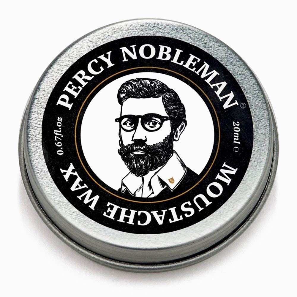 Percy Nobleman viiksivaha 20ml