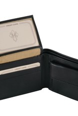 Tuscany Leather nahkaompakko kolikkotaskulla