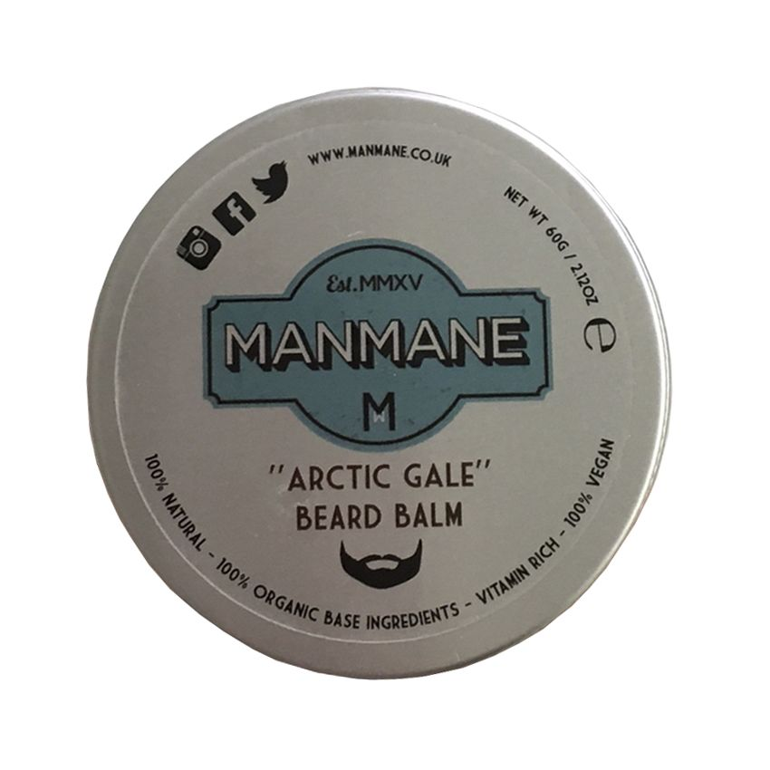 Manmane Arctic Gale partabalsami 60g
