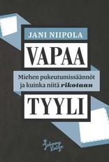 Vapaa tyyli Jani Niipola