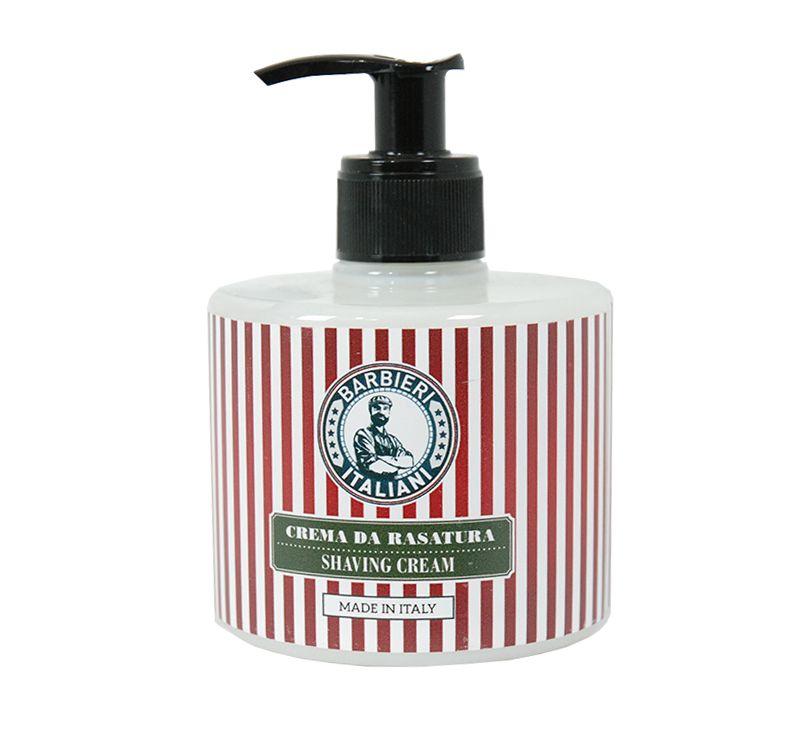 Barbieri Italiani Crema da Rasatura shaving cream. 300ml.
