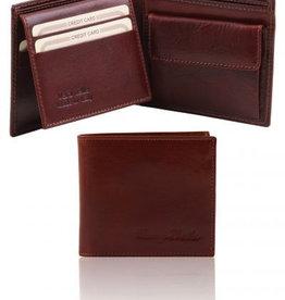 Tuscany Leather lompakko kolikkotaskulla