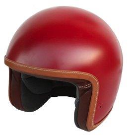 Baruffaldi Baruffaldi Zar Vintage Red moottoripyöräkypärä