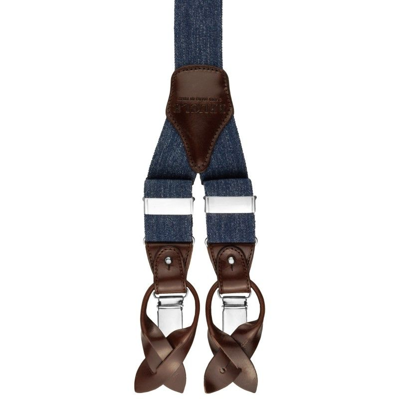 Brucle henkselit denim