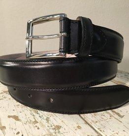 Bochicchio Cinture käsintehty italialainen nahkavyö, musta.