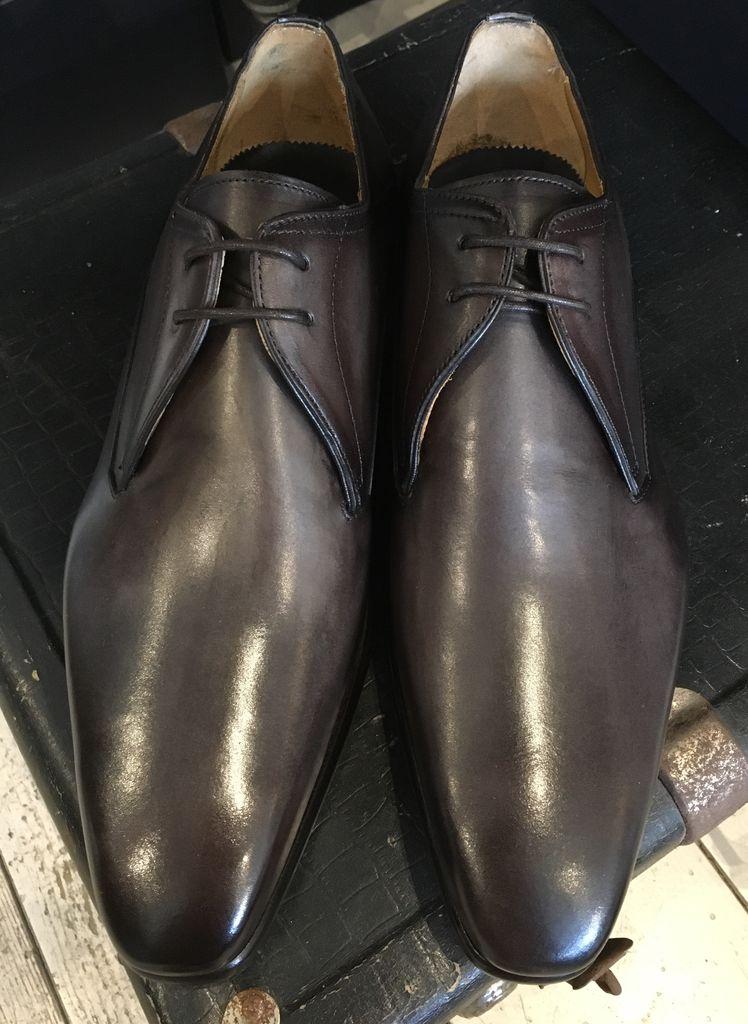 Zampiere Vintage Grafite kengät