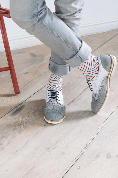 Liebre Style Shoes White Mongolia nahkakenkä