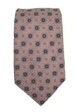 Piero Gianchi vaaleanpunainen solmio