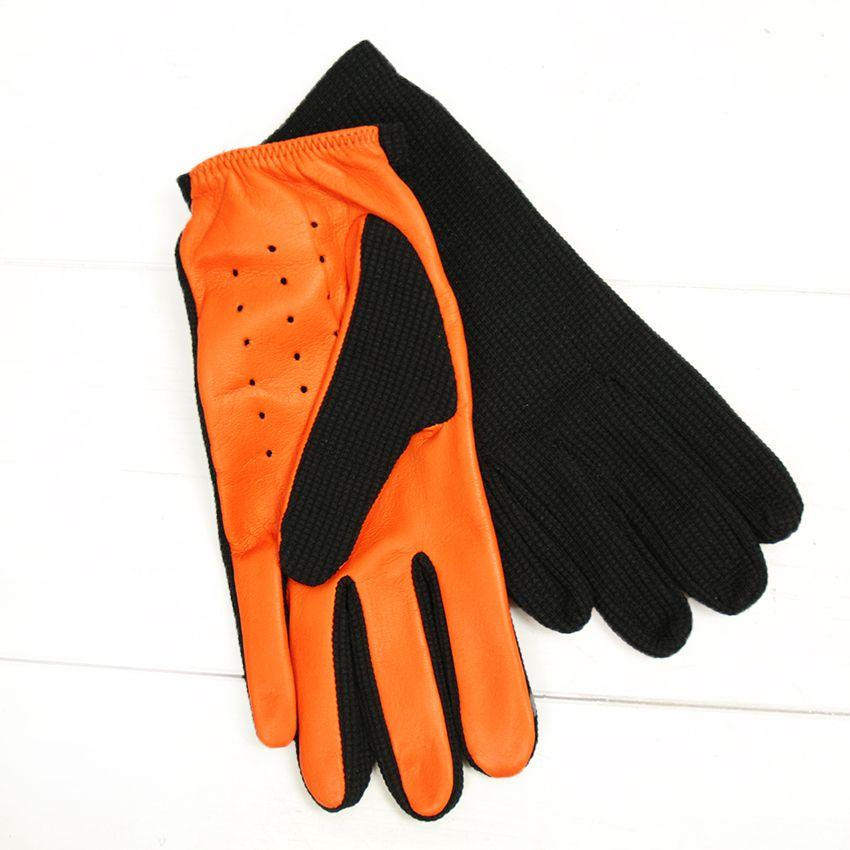 Chester Jefferies. Ajohanskat. Orange / Black. Made in England.