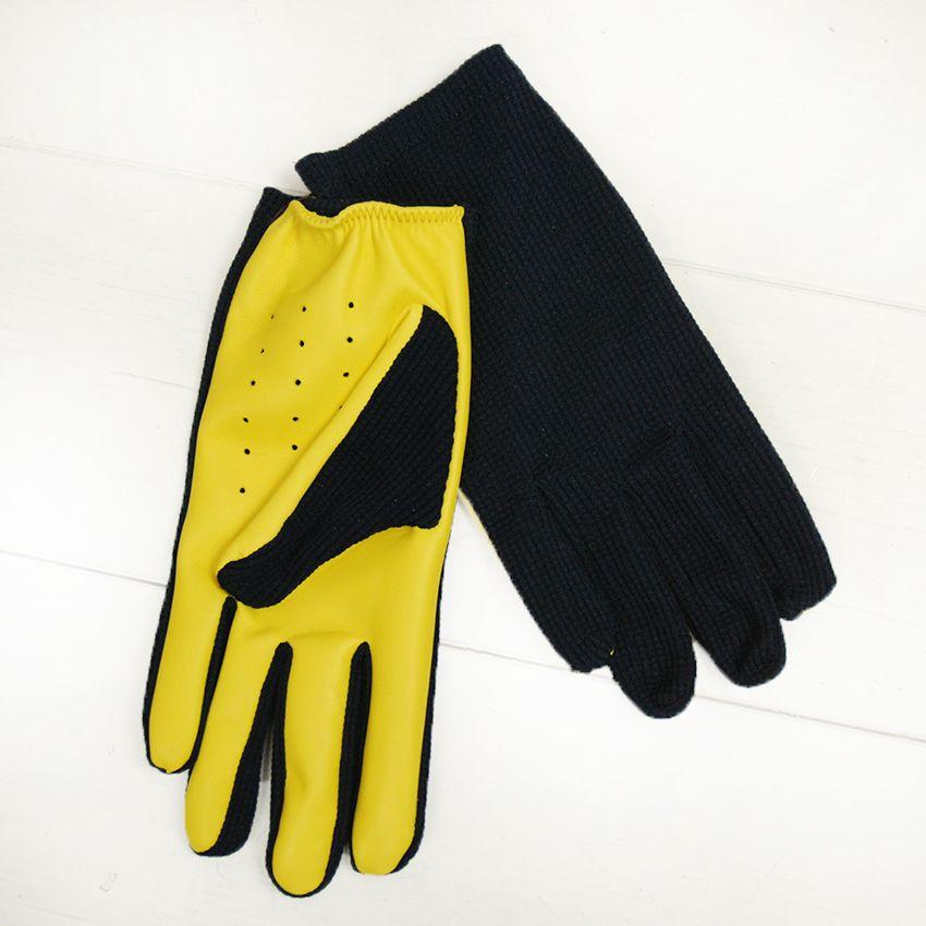 Chester Jefferies ajohanskat kirkas keltainen / musta