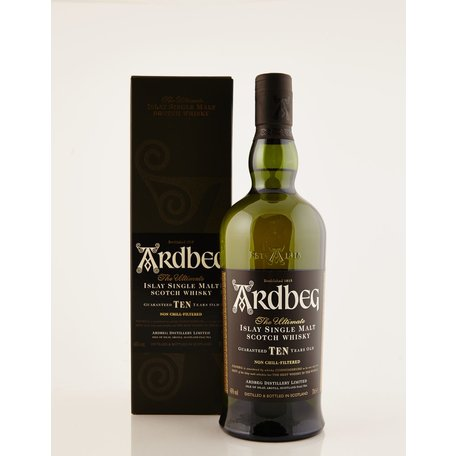 Ardbeg 10 Years Old, 46%