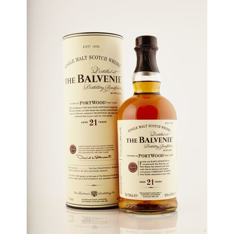 Balvenie 21 Year Old Portwood, 40%