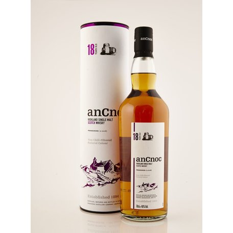 AnCnoc 18 Year Old, 46%