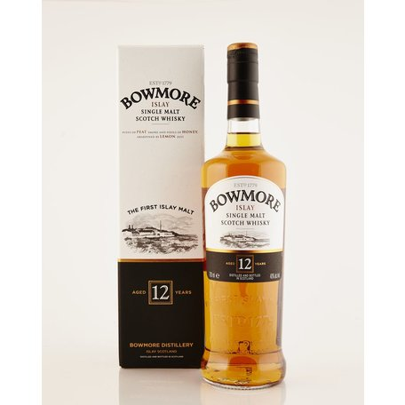 Bowmore 12 Year Old, 40%