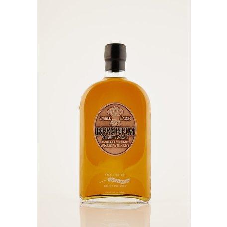 Bernheim Original Wheat Whiskey, 45%