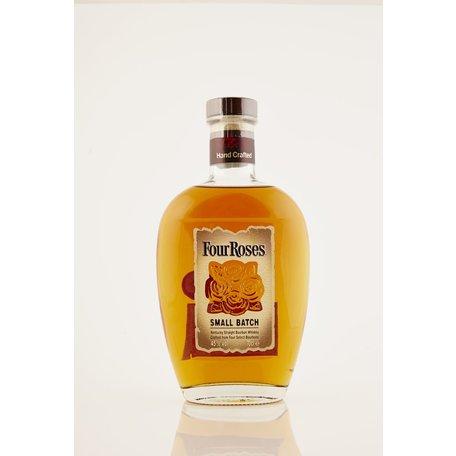Four Roses Small Batch Bourbon, 45%