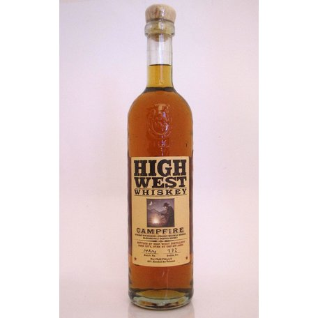 High West Campfire Whiskey, 46%