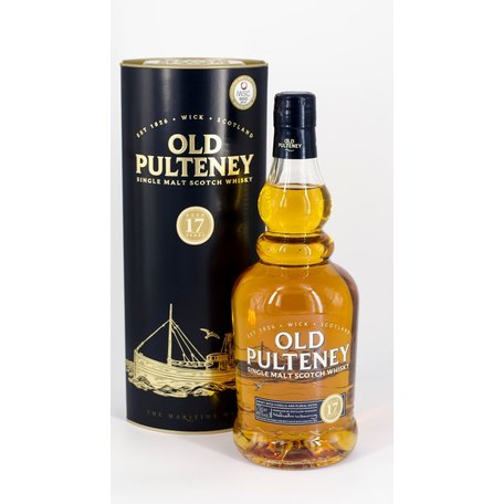 Old Pulteney 17 Year Old, 46%