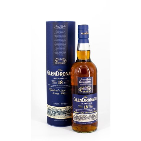 GlenDronach Allardice 18 Year Old, 46%