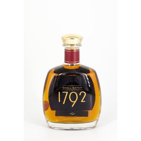 1792 Small Batch Bourbon, 46.9%