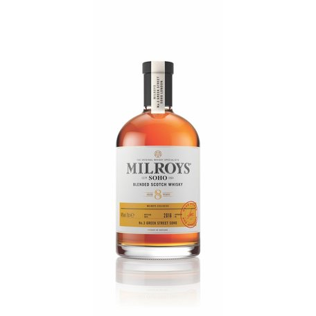 Milroys 8 Year Old Blended Scotch Whisky 40%