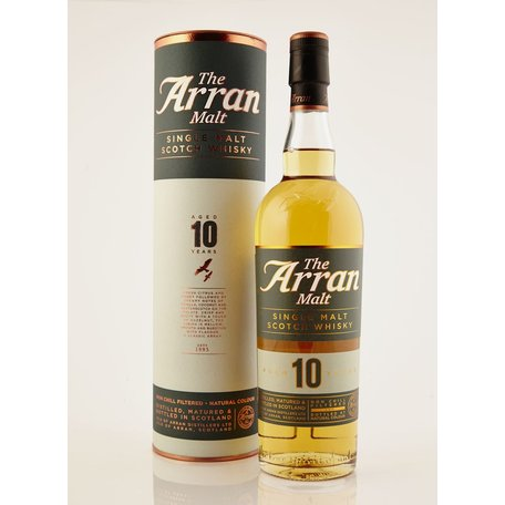 Arran 10 Year Old, 46%