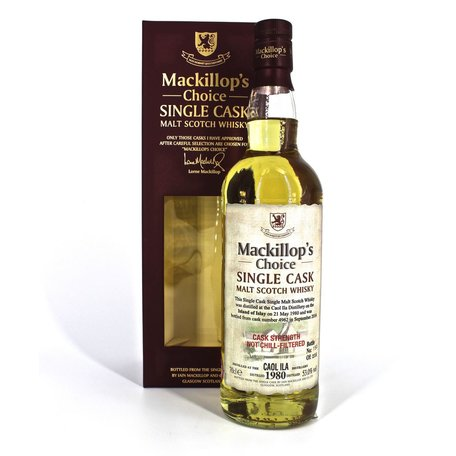 Single Cask, Cask Strength, 1980, 34 year old, Limited 235 Bottles