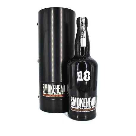 Smokehead Extra Black 18 Year Old, 46%