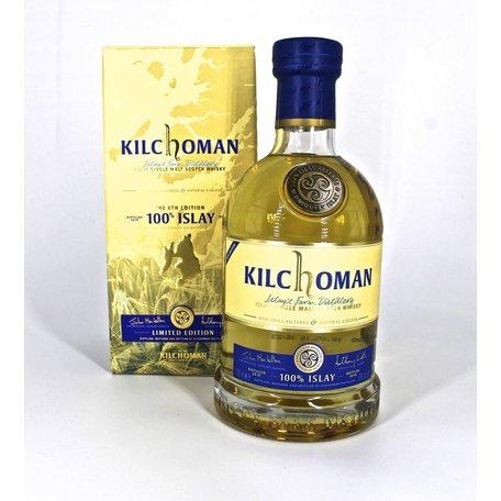 Kilchoman 100% Islay, 6th Edition, 50%
