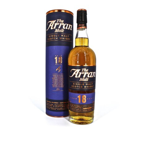 Arran 18 Year Old, 46%