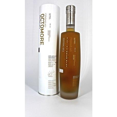 Bruichladdich Octomore 7.3 Islay Barley, 63%