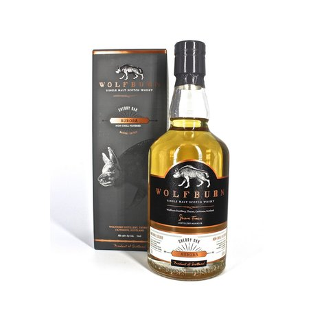 Wolfburn Single Malt Aurora 46%