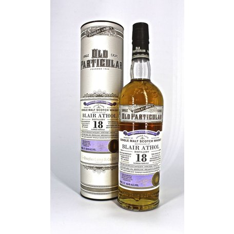 Old Particular by Douglas Laing     Blair Athol 18