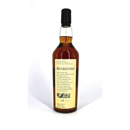 Benrinnes 15 Year Old Flora & Fauna Single Malt 43%