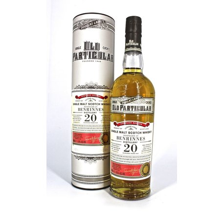 Benrinnes 1996 20 Year Old 51.5% Old Particular
