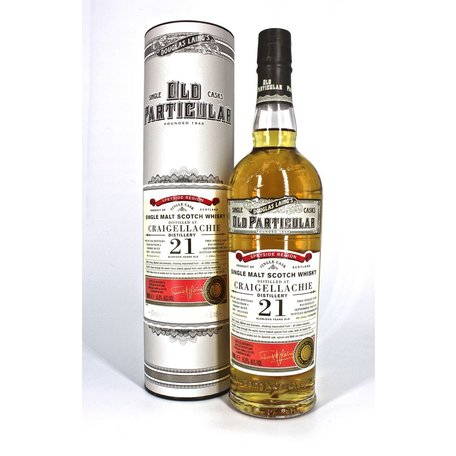 A 21 Year Old Craigellachie, Single Cask is All You Need in Life