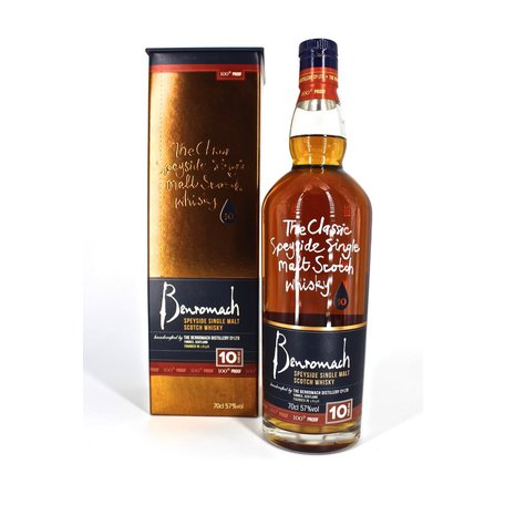 Benromach 100 Proof, 10 Year Old, 57%