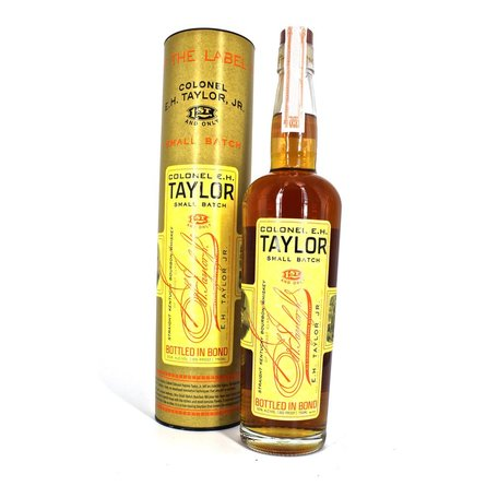 EH Taylor Small Batch Bourbon, 50%