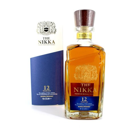 The Nikka 12 Year Old, 43%