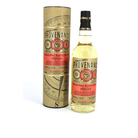 Mortlach 8 Year Old Provenance 46%