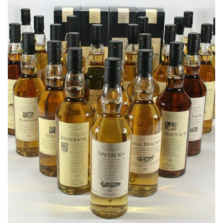 08/05/17 Flora & Fauna Tasting event with Mr Colin Dunn (Diageo) ~ 6.30PM
