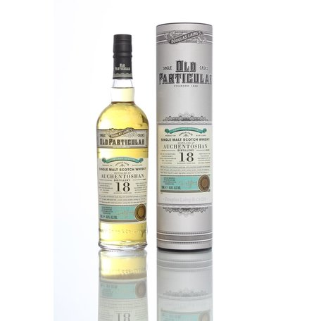 Auchontoshan 18 Year Old, Douglas Laing, Old Particular, 1997, 48.4%