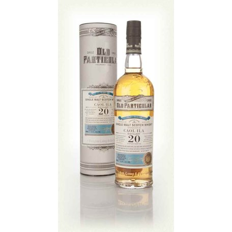 Caol Ila 20 Year Old, Douglas Laing, Old Particular, 51.5%