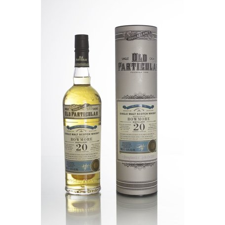 Bowmore 20 Year Old, Douglas Laing, Old Particular, 1996, 51.5%