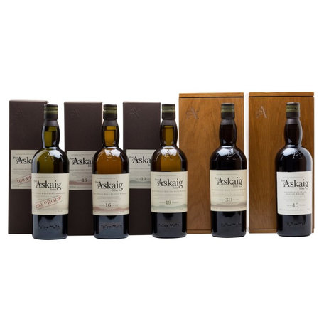 05/06/17 Port Askaig Ambassador tasting event paired with Chocolate