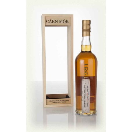 Caol Ila 34 Year Old, 1981, Celebration of the Cask, Carn Mor, Single Cask, Cask Strength, 53.6%